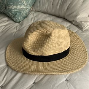 J Crew Straw Hat